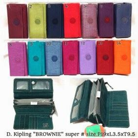 Dompet Hp Kipling 4 Resleting kipling dompet brownie ws all sceg jpg