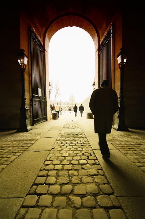 Walk Right Through The Door by Walking Through An Open Door Models Picture