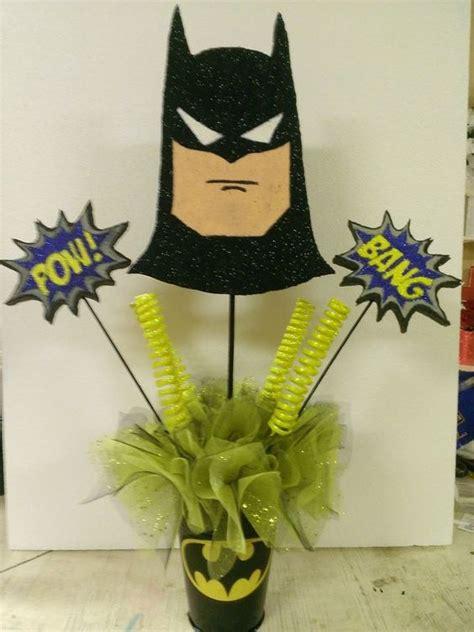batman centerpieces ideas batman centerpiece birthday baby shower
