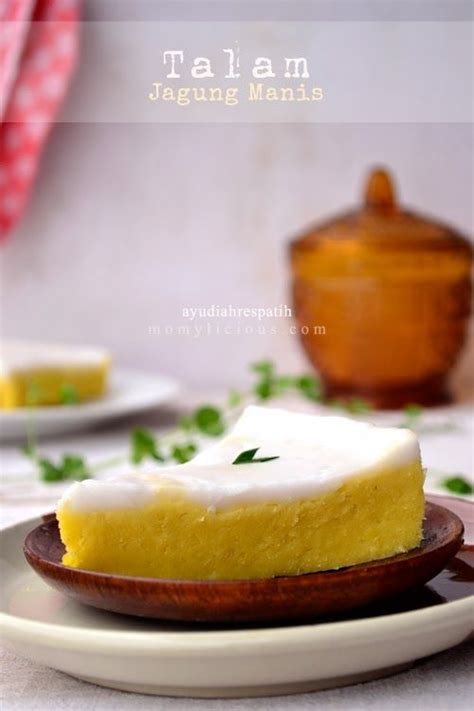 Indonesia Snack Desserts 100 Recipes talam jagung recipes dessert snacks