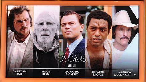 best film oscar award 2014 y el oscar 2014 para mejor actor protagonista es para