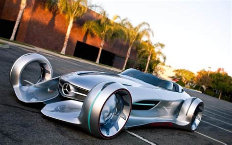 Mercedes Silver Lightning Wallpaper Cars