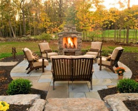 outdoor living areas with fireplaces how to design a year outdoor living space comfree blogcomfree