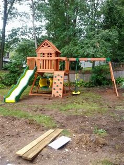 Backyard Discovery Bjs Backyard Discovery Cedar View Playset From Bj S Wholesale