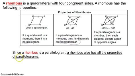 Special Parallelograms Worksheet worksheet parallelograms worksheet worksheet