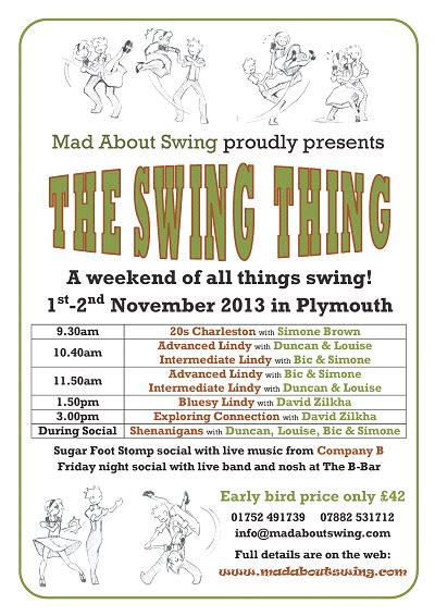 the swing thing mad about swing the swing thing