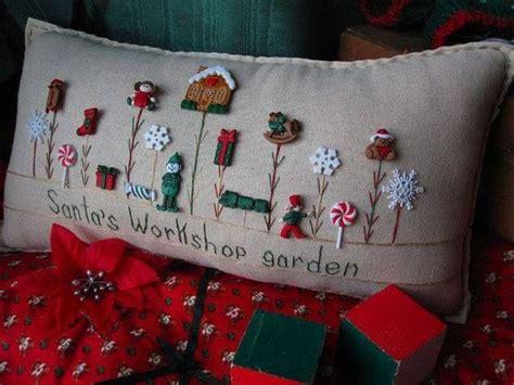 cuscini natalizi fai da te cuscino fai da te natale hobby fai da te