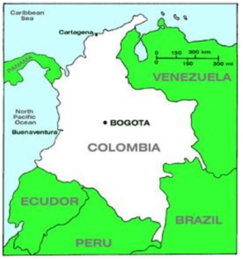 south america map bogota 9 best images about quot south america bogota columbia where