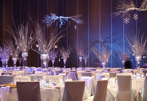 winter wedding decorations wedding colors for each season weddingelation