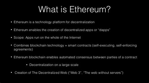 blockchain what is blockchain technology cryptocurrency bitcoin ethereum and smart contracts blockchain for dummies books ethereum a platform for decentrailzed applications