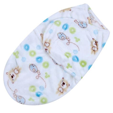 Baby Blanket Sleeper Bag by Baby Toddler Newborn Blanket Swaddle Cotton Sleeping Bag