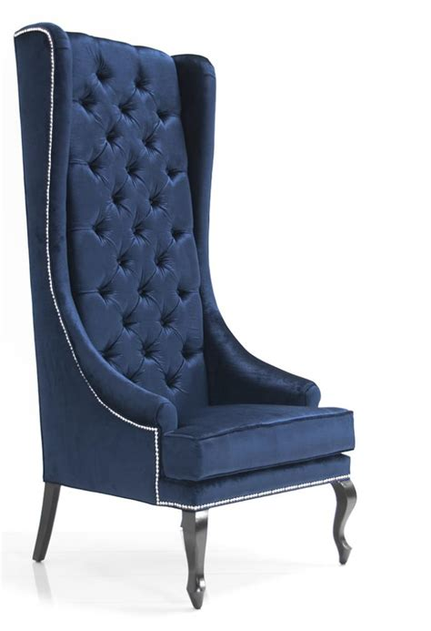 Tall Back Chairs » Home Design 2017