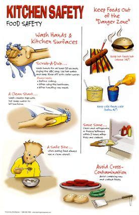 Exles Of Accidents In The Kitchen by Best 25 Safety In The Kitchen Ideas On