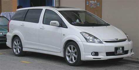 toyota wish новые и подержанные автомобили toyota wish продажа toyota