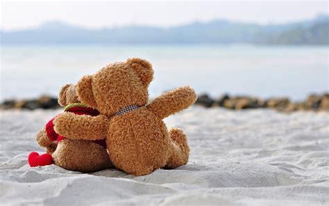 Teddy bears hugs and love HD wallpapers   HD Wallpapers Rocks