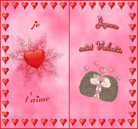 carte st valentin carte st valentin gratuite pictures to pin on