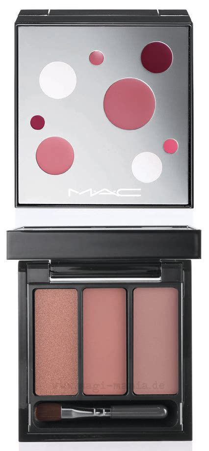 Brun Brun Magic Lipstick mac magic mirth mischief paletten magimania