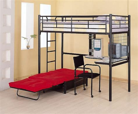 Loft Bed With Study Desk by O Loft Bed Houses And Appartments Information Portal