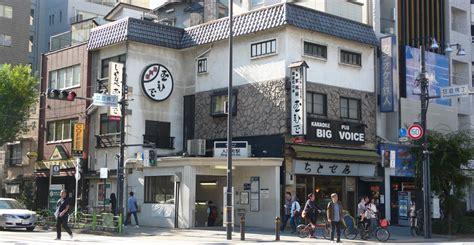 japanese town ningyocho old town gourmet town exploring old tokyo