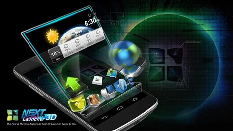 next launcher 3d shell v3 08 apk softarchive