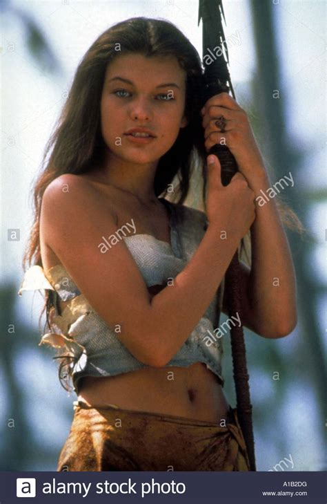 milla jovovich island movie return to the blue lagoon year 1991 director william a