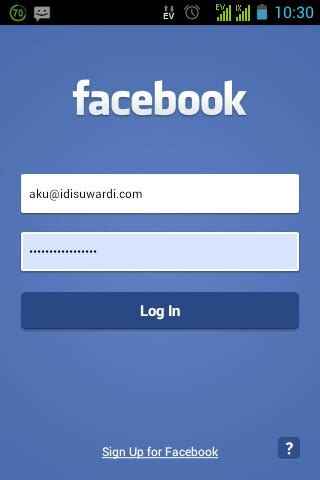 download layout untuk facebook download facebook home untuk android 171 mbah windows