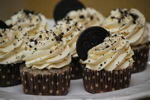 my story in recipes cookies and cream cupcakes