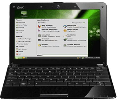 Linux On Asus Laptop desktops laptops ubuntu computers asus eee pc 1001px linux mint
