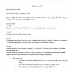 madeline lesson plan template doc madeline lesson plan template 6 free word excel