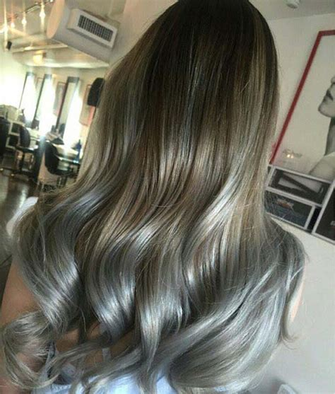 silvery blonde highlights the gallery for gt bleach blonde hair with purple underneath
