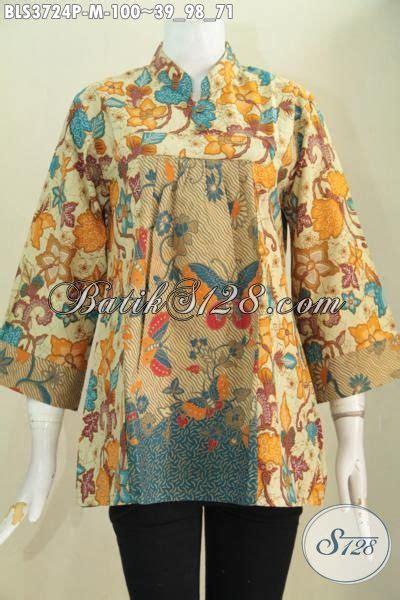 Baju Cewek Pakaian Murah Blouse Meica Biru Blouse Wanita Spandex toko bagus baju cewek design bild