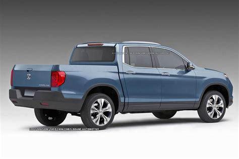 honda ridgeline 2016 concept 2016 honda ridgeline teased in new renderings autotrader