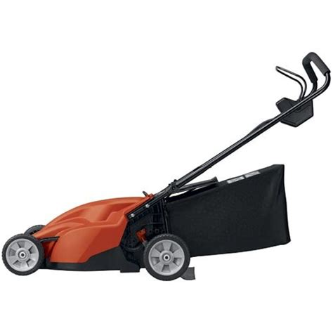 black decker mower black decker cm1836 cordless electric lawn mower