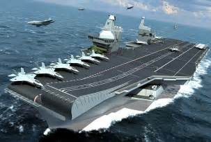 deadly the elizabeth class aircraft carriers army