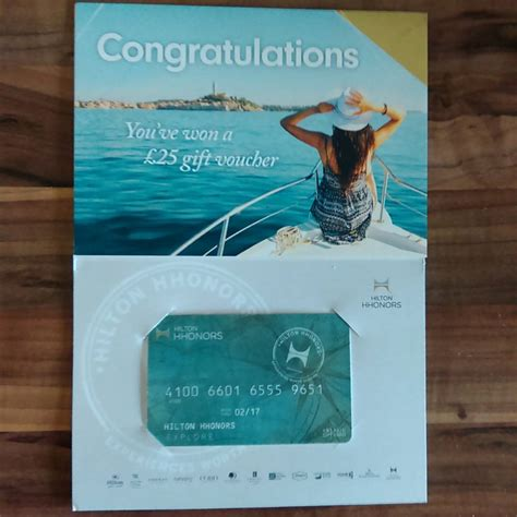 Hilton Gift Cards - so what have i won in january and february the life of a student comper