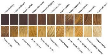 shades of hair color genetics unit