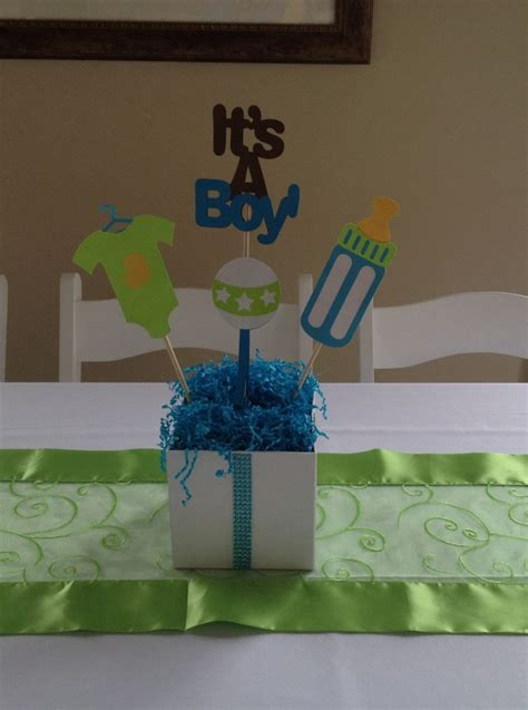 Centerpieces For Baby Showers by Best 25 Centerpieces For Baby Shower Ideas On