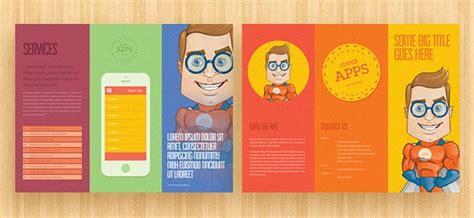brochure template psd brochure template psd 1 vector image 365psd