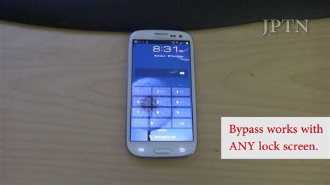 samsung screen pinning samsung s3 note 2 i747 rogers bell telus at t lock screen bypass demo security