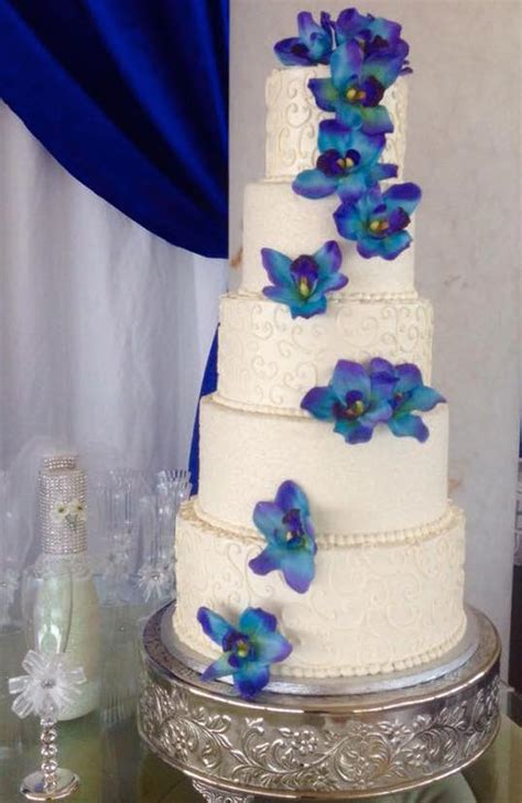 Quinceanera Cakes by Royal Blue Quinceanera Cake Www Pixshark Images