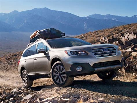 offroad subaru outback 2017 subaru outback road test and review autobytel com
