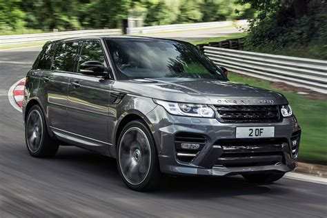 british range rover overfinch range rover sport launched pictures auto express