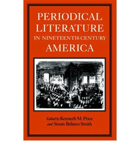 themes in nineteenth century literature periodical literature in nineteenth century america