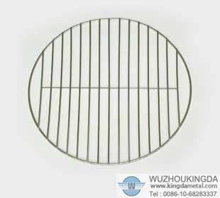 Circular Grill Rack by Metal Bbq Rack Bbq Grill Grilling Basket Wuzhou Kingda Wire Cloth Co Ltd