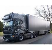 AIRBRUSH  Scania V8