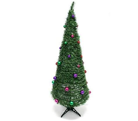 pop up chismas tree with all decortation to buy pop up tree with decorations 1 8m sales