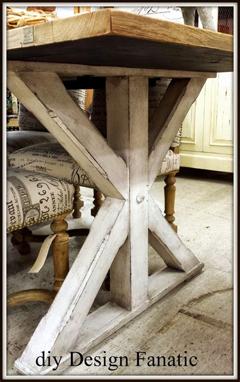 diy trestle table legs diy design fanatic shopping for vintage and new finds