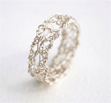 patterned wire for jewelry wonderful diy wire crochet jewelry free pattern