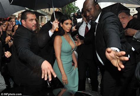 kim kardashian engagement dress valentino kim kardashian displays cleavage at valentino haute