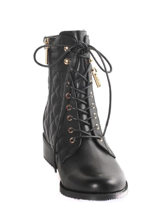 combat boots black valdini black combat boots from kentucky by pappagallo